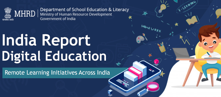 India Report Digital Education
