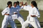 Assam, KGBV girls are involved in extra-curricular activites