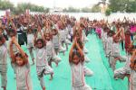Gujarat, International Day of Yoga celebrations